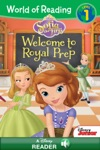 World Of Reading Sofia The First  Welcome To Royal Prep