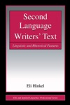 Second Language Writers Text