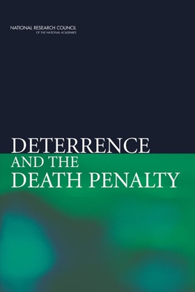 Deterrence and the Death Penalty image