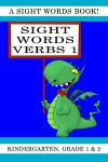 Sight Words Verbs Level 1 Sight Words For Kindergarten Grade 1  2
