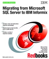 Migrating from Microsoft SQL Server to IBM Informix