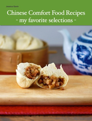 Chinese Comfort Food Recipes book cover