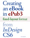 Creating An EBook In EPUB3 Fixed-Layout Format From InDesign CS6