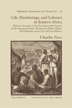 Life, Wanderings and Labours in Eastern Africa