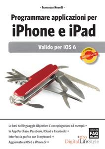 Programmare applicazioni per iPhone e iPad Book Cover