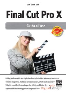 Final Cut Pro X – Guida all'uso Copertina del libro