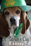 Its St Patricks Day Linus Easy Readerpicture Book