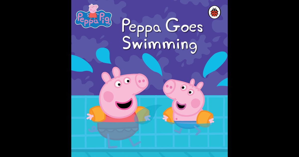Peppa Goes Swimming Pictures To Pin On Pinterest Pinsdaddy