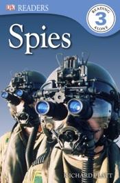 DK Readers L3: Spies! (Enhanced Edition)
