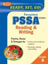 Ready, Set, Go! PA PSSA 8th Grade Reading & Writing (REA), Second Edition