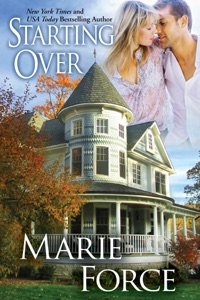 Starting Over (Treading Water Series, Book 3)