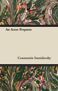 An Actor Prepares Book Cover