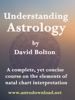 Understanding Astrology - David Bolton