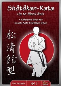 Shotokan Kata - Up to Black Belt / Vol.1 Book Cover