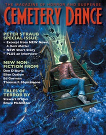 Cemetery Dance: Issue 61 PDF Download
