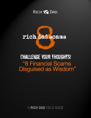 Rich Dad Scams - Robert T. Kiyosaki book