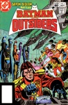 Batman And The Outsiders 1983- 2