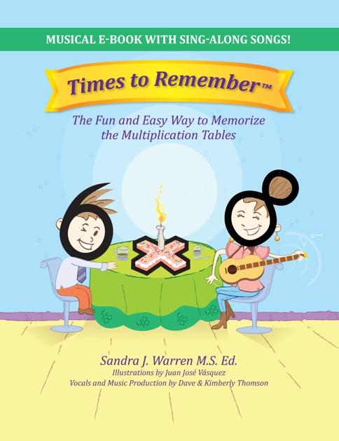Times To Remember By Sandra J Warren On Apple Books