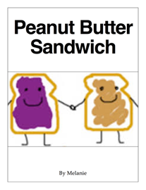 Peanut Butter Sandwich book