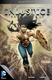 Injustice: Gods Among Us #9 book