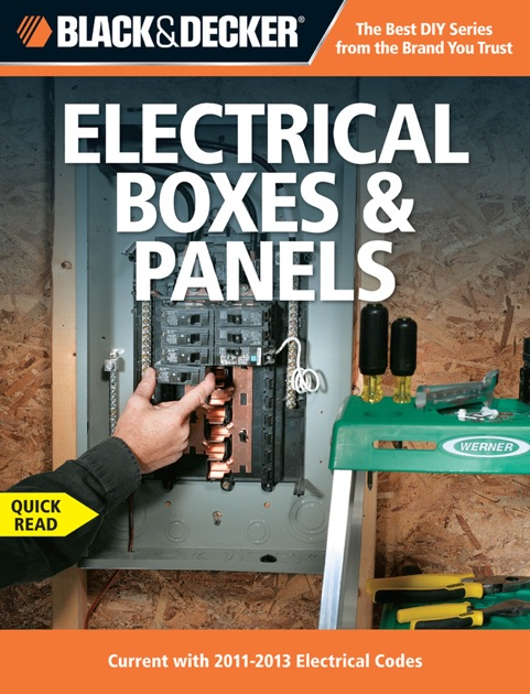 Black  U0026 Decker Electrical Boxes By Editors Of Cpi On Apple Books