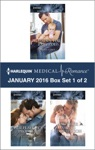 Harlequin Medical Romance January 2016 - Box Set 1 Of 2
