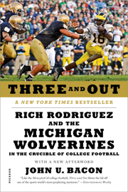 Three and Out book