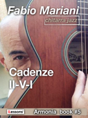 Cadenze II - V - I Book Cover