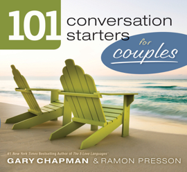 101 Conversation Starters for Couples book