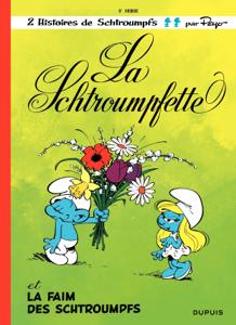 Les Schtroumpfs - tome 03 - La Schtroumpfette Couverture de livre
