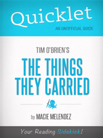 Quicklet on The Things They Carried by Tim O'Brien book