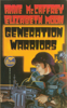 Anne McCaffrey & Elizabeth Moon - Generation Warriors Grafik