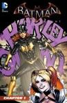 Batman Arkham Knight - Batgirl  Harley Quinn Special 2015- 1
