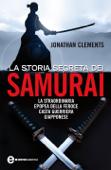 La storia segreta dei samurai Book Cover