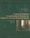 Global Financial Stability Report September 2005 Financial Stability Considerations Related To Trends In Accounting Standards