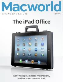 The iPad Office book