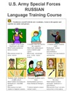 Special Forces RUSSIAN Language Training Course