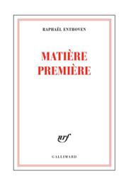 Matière première