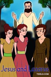 Jesus and Lazarus book