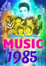 1985 MemoryFountain Music: Relive Your 1985 Memories Through Music Trivia Game Book Careless Whisper, Like A Virgin, Wake Me Up Before You Go-Go, and More!
