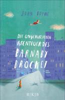 John Boyne - Die unglaublichen Abenteuer des Barnaby Brocket artwork