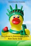 Childrens Scavenger Hunt  New York City