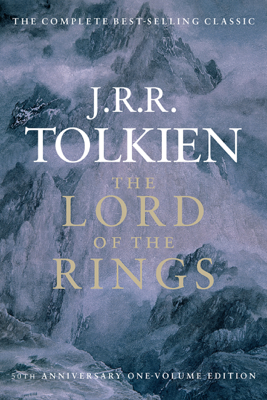 The Lord of the Rings - J. R. R. Tolkien book