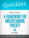 Quicklet On Ruby K Paynes A Framework For Understanding Poverty CliffNotes-like Summary