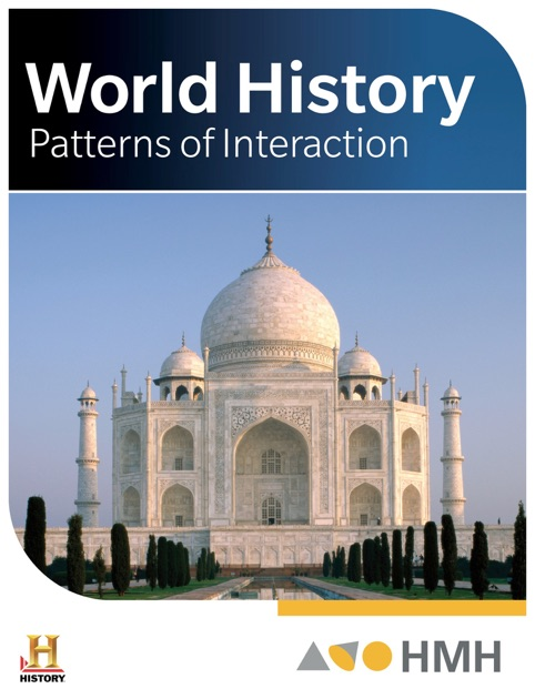 World History By Roger B Beck Linda Black Larry S Kreiger Simple World History Textbook Patterns Of Interaction