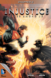 Injustice: Gods Among Us #6 book