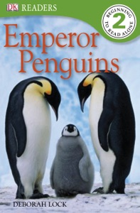 DK Readers L2: Emperor Penguins (Enhanced Edition)