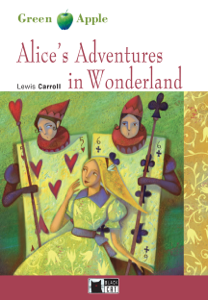 Alice's Adventures in Wonderland La couverture du livre martien