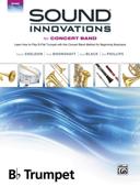 Sound Innovations: B-Flat Trumpet, Book 1