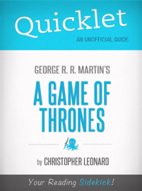 Quicklet on A Game of Thrones by George R. R. Martin book